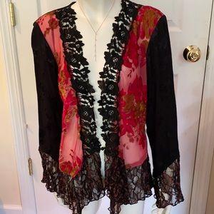 Romantic Vintage Spencer Alexis Kimono/Jacket